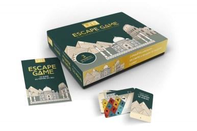 Escape Game sur les monuments du monde