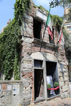 Childhood home of Christopher Columbus