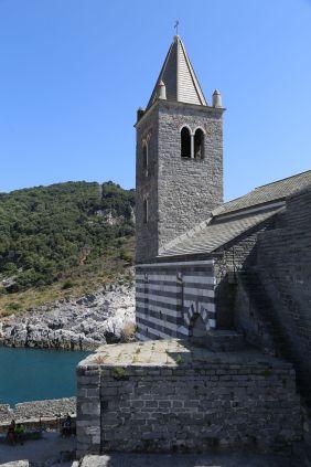 San Pietro Church, Portovenere