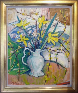 A Spring Bouquet 1951