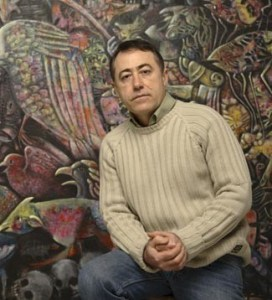 Fahri Aldin, painter