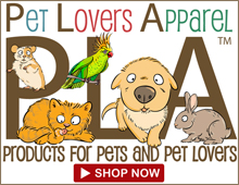 Pet Lovers Apparel and Products for Pets and Their Owners