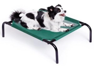 amazonbasics-elevated-cooling-pet-bed