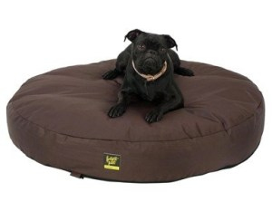 Frontpet Chew Resistant Round Dog Bed
