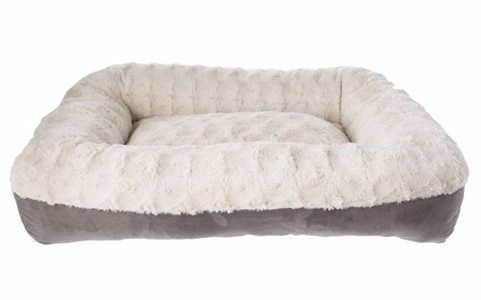 Top Paw Fashion Memory Foam Dog Bed