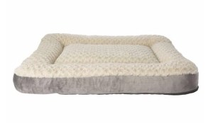Top Paw Orothopedic Memory Foam Pillow Dog Bed