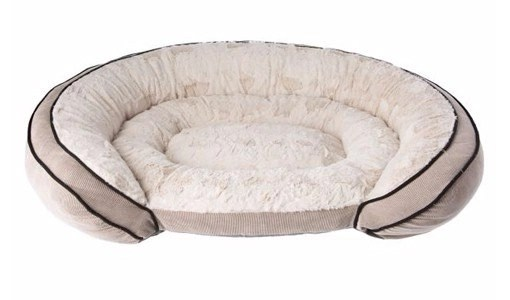 Top Paw Orthopedic Memory Foam Couch Dog Bed