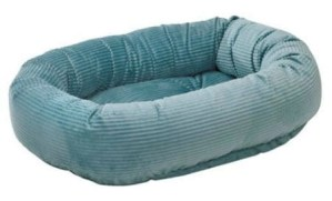 Bowsers Diamond Series Corduroy Donut Dog Bed