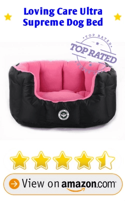 Loving Care Pet Products Ultra Supreme Nesting Style Waterproof Pet Bed