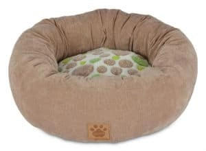 Precision Pet Donut Corduroy Bed