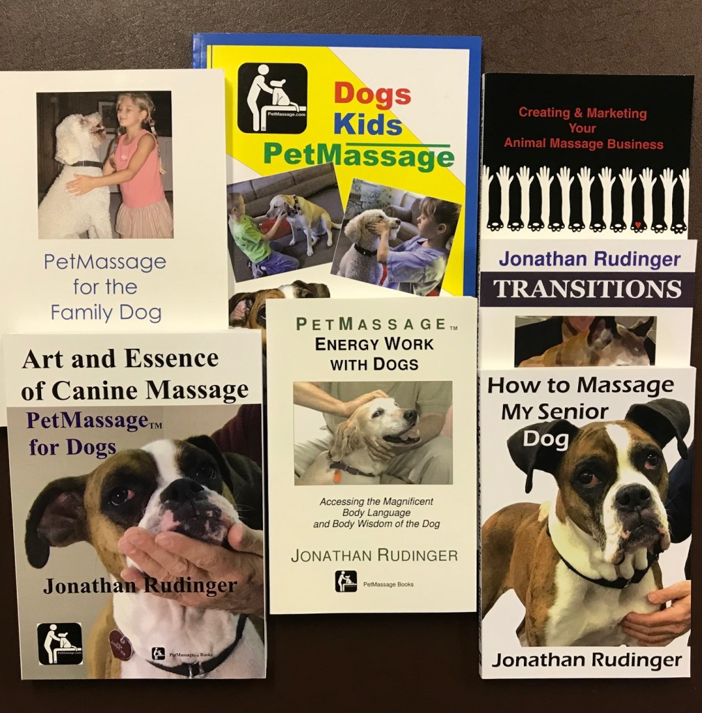 PetMassage Books: Perfect Gifts for the Dog Lovers in Your