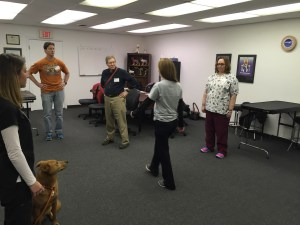 PetMassage Body and Gait Workshop Pic 3