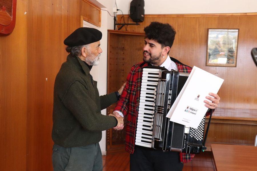 Músico liguano