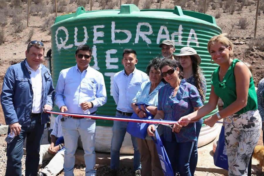 Quebrada de Castro