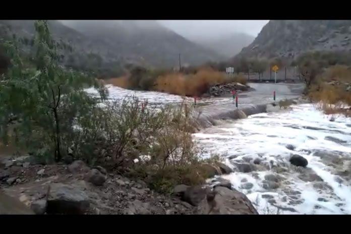 río Pedernal