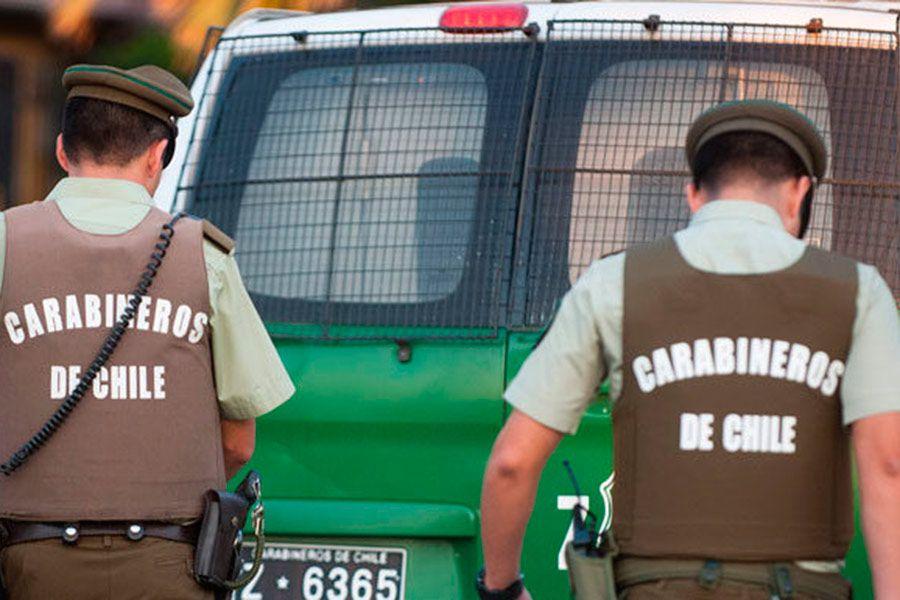 Seis detenidos