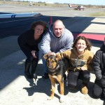 Penny rescued by Pilotsnpaws