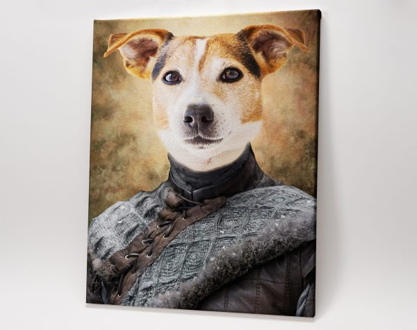 Game of Pets Portrait – A Girl Has No Name