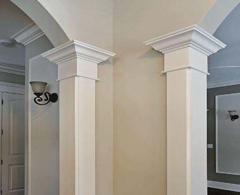 Interior Columns Design For Your Home Petra Design