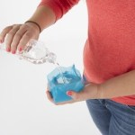 Doggie Drinklets-compact water bowls on the go
