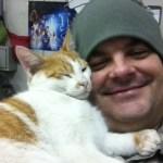 Soldier Serving in Kuwait Saves Kitten and Kitten Saves Soldier