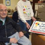 Rescue Volunteer Turns 90 Years Old and is Not Ready to Quit