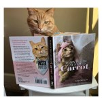 Cat Named Carrot Interview and Giveaway