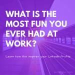 fun-at-work-linkedin-profile-petra-fisher-linkedin-trainer-expert