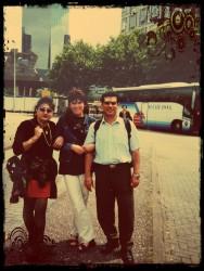 met AZC Westerbork op schoolreis naar Rotterdam
