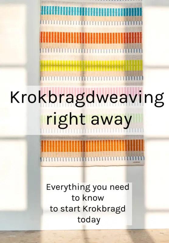 PetraMarciniak_weaving_Krokbragd rug