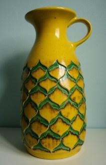 Jasba floor vase marked N03313-45