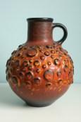 Jasba vase, impressed mark: N90013-25
