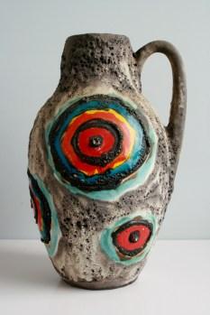 Scheurich floor vase form number 279-38