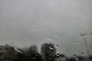4-Januar viel Regen und kühl