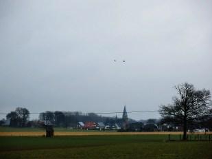 20-März Blick auf Batenhorst, morgens