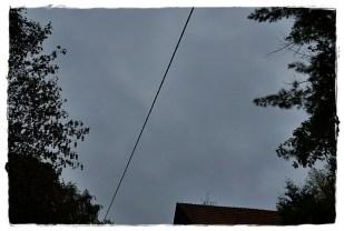 6-Oktober regnerisch und kühl