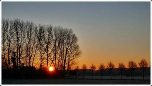30-Dezember ein wirklich schöner WinterTag, -5°