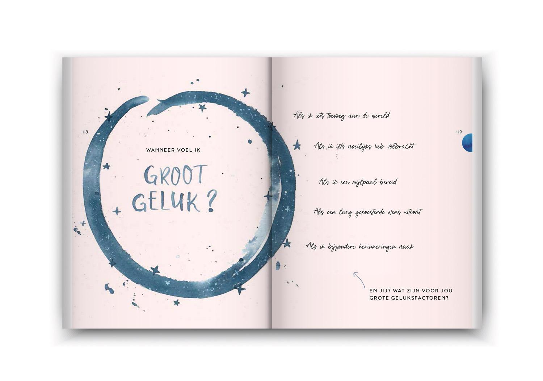 Een boekje vol geluk - inzage - groot geluk