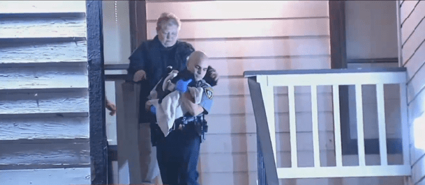 Man accused of swinging puppy by the neck