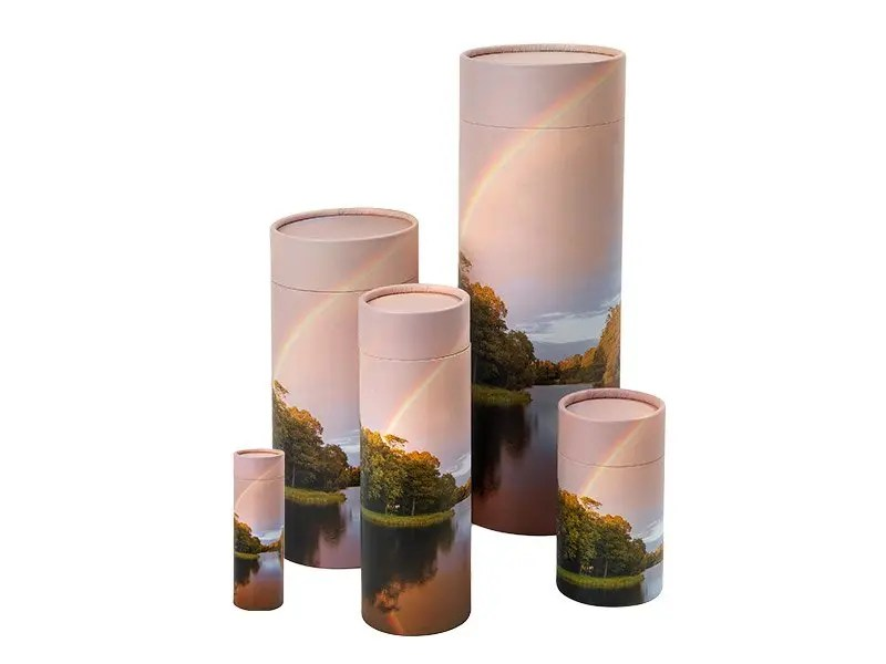 Scatter Tube Rainbow Lake Design