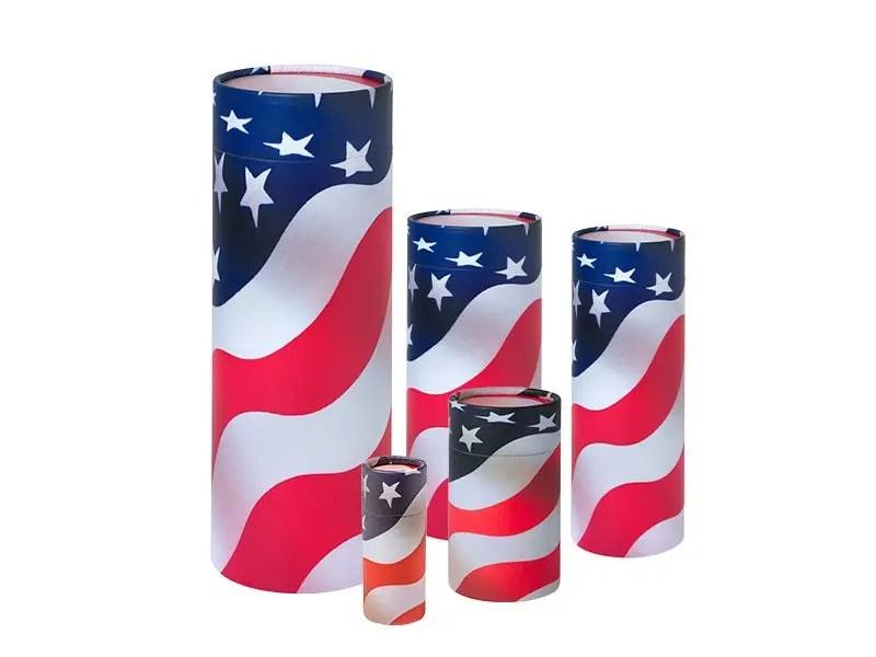 Scatter Tube Patriot Design