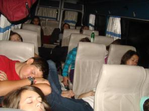 In microbus (1)