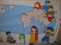 El Salvador - pictura a copiilor (2)