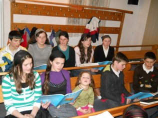 Partesti - coro copii - repetitii.. (19)