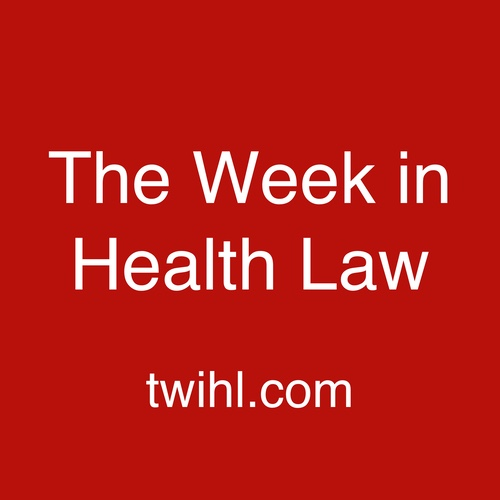 Leo Beletsky on 'The Week in Health Law' Podcast   Bill of