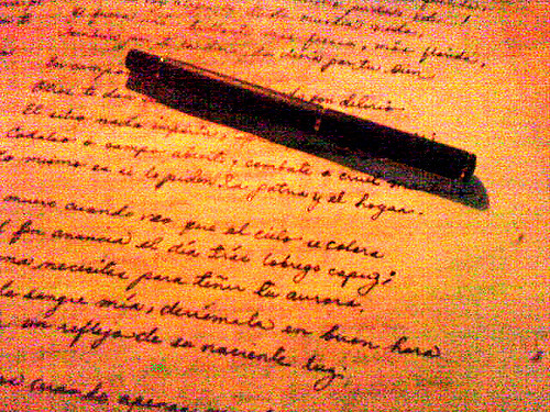 Photo: Pen & Parchment
