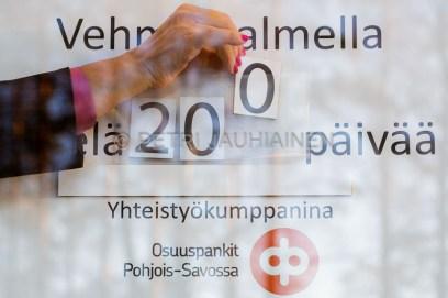 Jukolan viesti valokuvaaja Petri Jauhiainen