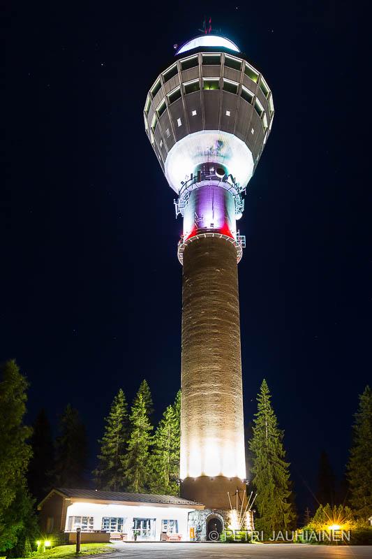 Kuopio after Sun Set Part I