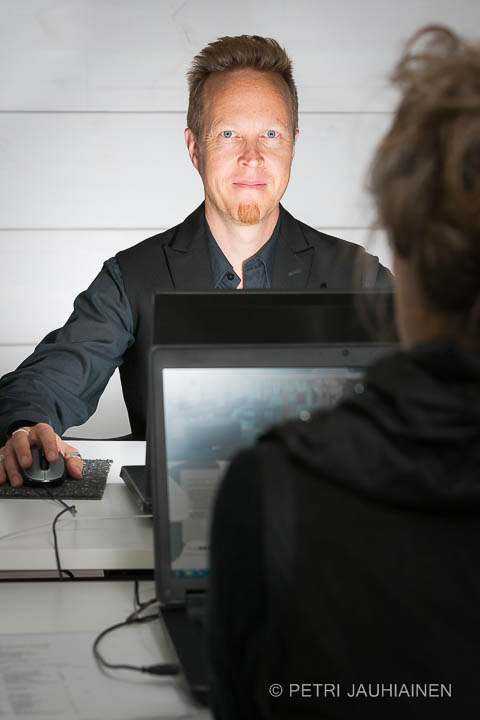 Arkkitehti Heikki Lamusuo