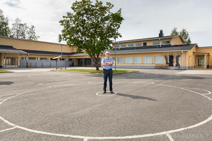 Lehtikuvaus Maaseudun Tulevaisuus valokuvaaja Petri Jauhiainen
